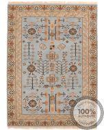 Khotan design rug - 7'6 x 5'6