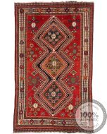 Antique Persian Shekarlou Rug - 9'3 x 5'5
