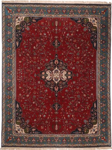 Persian Bidjar Rug  - Red
