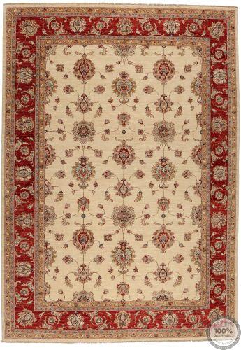 Garous Ziegler design rug 9'7 x 6'8