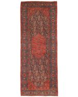 Persian old Bidjar design runner