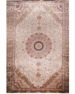 Fine Chinese Pure silk rug