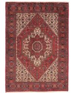 Persian Choltog Rug -  Pale Red