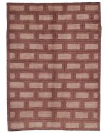 Gabbeh With Brick Design