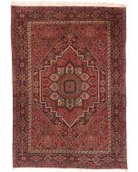 Persian Choltog rug red