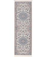 Persian Nain Runner - Silk Highlights