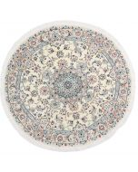 Circular Persian Nain - silk highlights