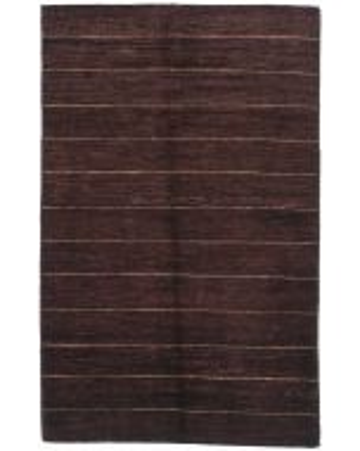 Garous Ziegler modern rug - Brown