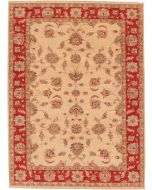 Garous Ziegler design rug - Red border