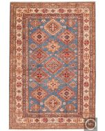Caucasian Kazak design rug in Blue