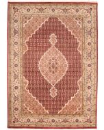 Tabriz Mahi Indian rug