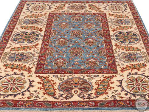 Garous Ziegler design rug 6'5 x 5