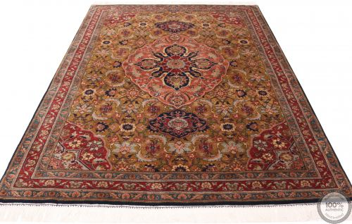 Indian Tabriz Rug