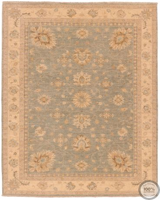Garous Ziegler design rug 7'9 x 5'7
