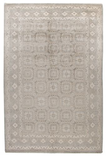 Elegance contemporary modern Indian rug - 8'2 x 5'4