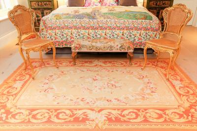Aubusson and Tapestry Rugs