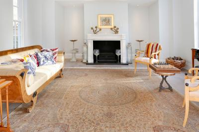 How to Choose a Rug for Your Living Room