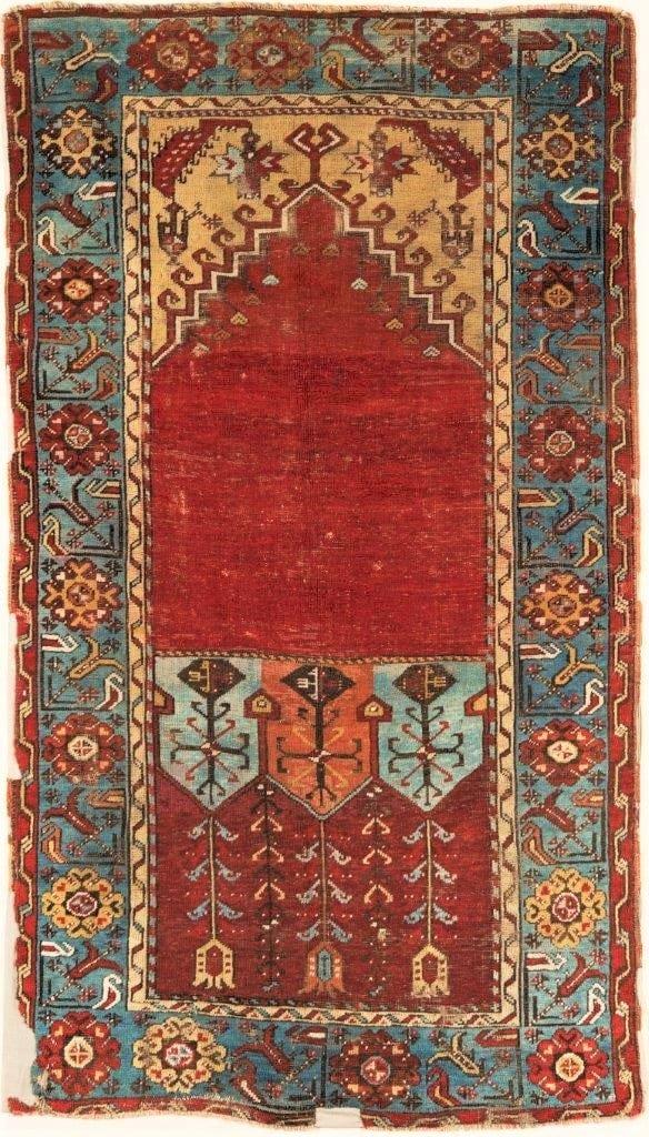 Mystique of Antique rugs